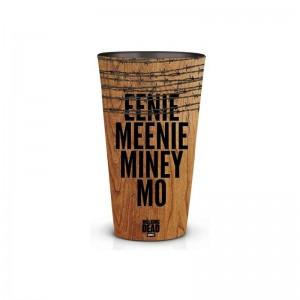 Pinte en Verre THE WALKING DEAD - Eenie Meenie Miney Mo