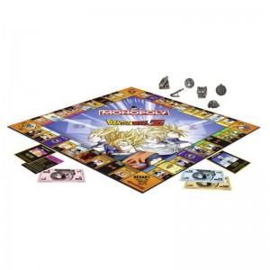 Monopoly Dragon Ball Z - Edition FR