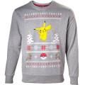 Sweat Noël Pikachu