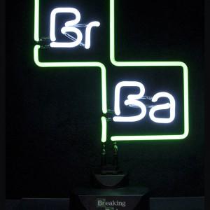 Lampe Neon Breaking Bad