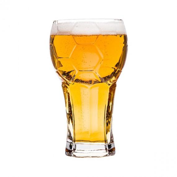 chope à bière en forme de ballon de foot | commentseruiner