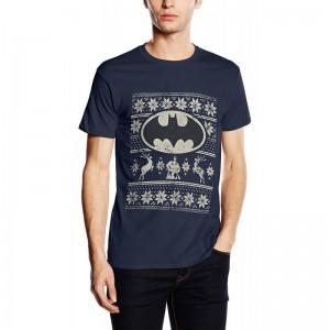Tshirt DC Comics Batman Christmas