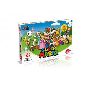Puzzle Super Mario - 500 pièces