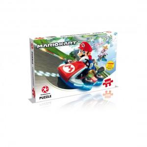 Puzzle Mario Kart - 1000 pièces