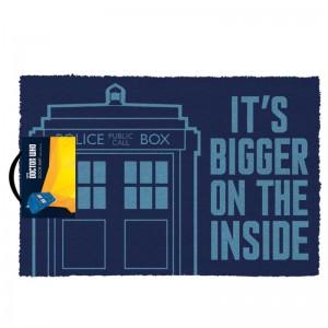 Paillasson Tardis Doctor Who