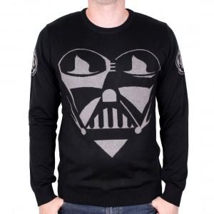 Pull over Star Wars - Darth Vader face
