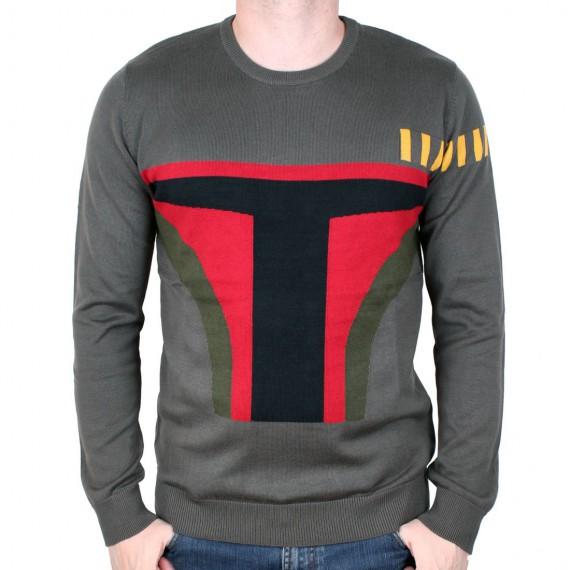 Pull over Star Wars Boba Fett