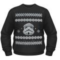 Pull de Noël Star Wars Stormtrooper