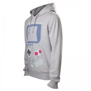 Le pull à capuche Game Boy