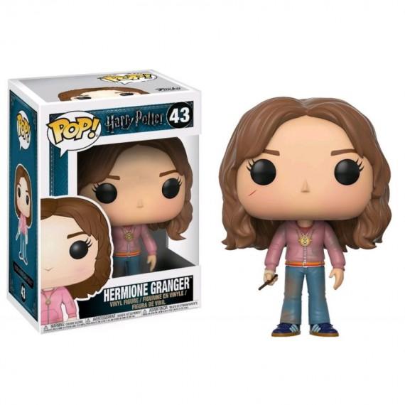 Figurine POP Harry Potter - Hermione avec retourneur de temps