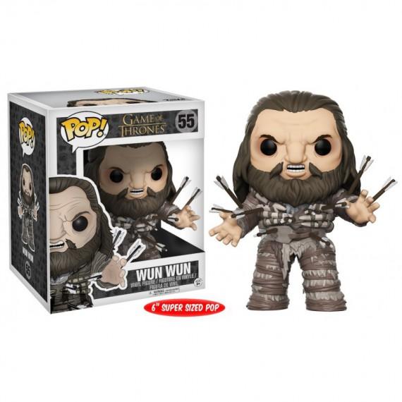Figurine Pop! XL Game of Thrones Wun Wun le géant