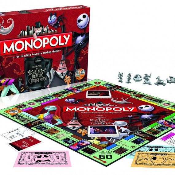 Monopoly L'Étrange Noël de Monsieur Jack