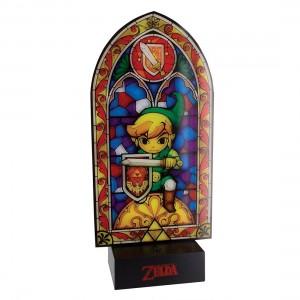 Zelda Veilleuse - Vitrail Link Light