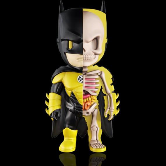 XXRAY Dc Comics Batman Yellow Lantern