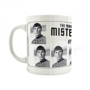 Mug Star Trek - Spock Emotion