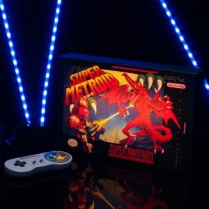 Luminart NINTENDO Super Metroid