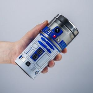 Travel Mug STAR WARS R2D2 Les Derniers Jedi