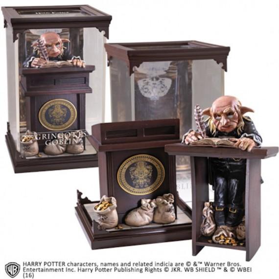 Figurine Harry Potter - Gringotts Goblin Magical Creature N°10