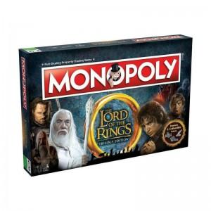Monopoly Le Seigneur des Anneaux