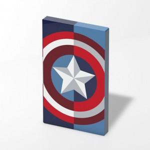 Power Bank Captain America 4000 mAh
