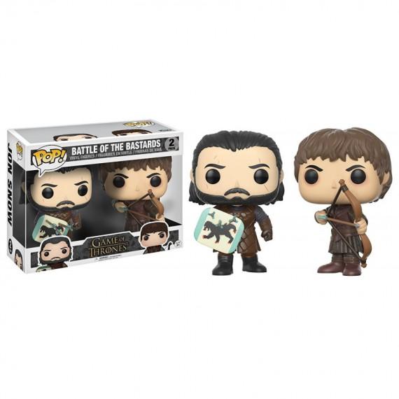Figurines POP Game of Thrones - Battle of the Bastards Pop 10cm