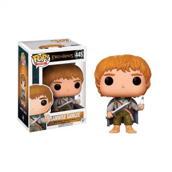 Figurine Pop! Le Seigneur des Anneaux - Sam