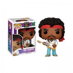 Figurine Rocks - Jimi Hendrix Woodstock Pop 10cm