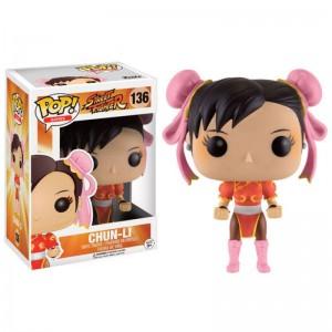 Figurine POP Street Fighter Chun-Li Red Pants (Exclusive)