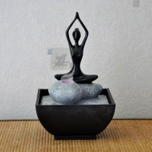 Petite fontaine zen Yoga Okimoto