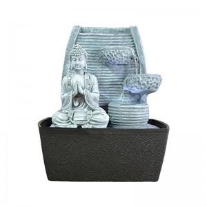 Fontaine d'intérieur Feng Shui Bouddha Senza Koto