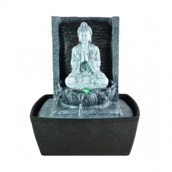 Fontaine décorative Bouddha méditation Shondo Ryu