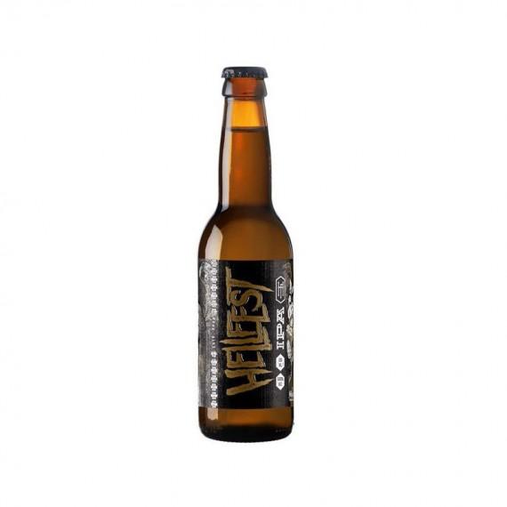 Bière Blonde - HELLFEST IPA BEER - 0.33L
