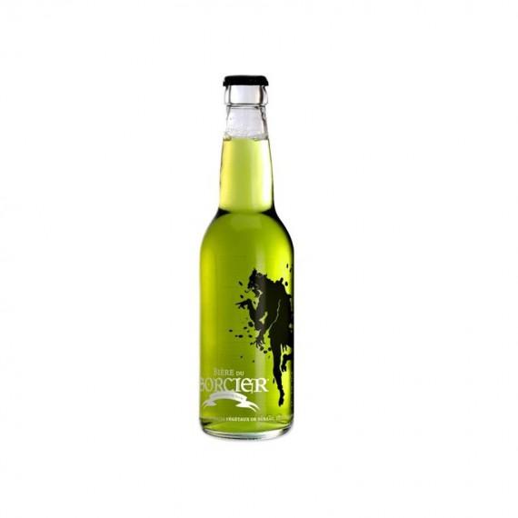 Bière verte - BIERE DU SORCIER 0,33L