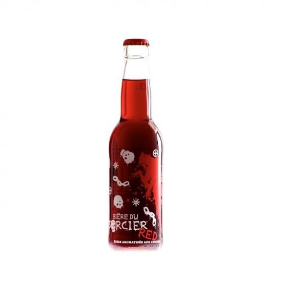 Bière rouge - BIERE DU SORCIER BOKONO RED 0,33L