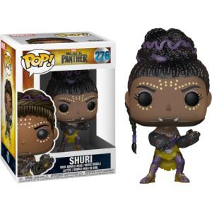 Figurine Marvel Black Panther - Shuri Pop 10cm