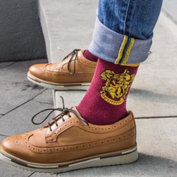 Chaussettes Harry Potter Blason des Maison (x5)