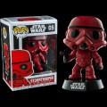 Figurine Star Wars - Red Stormtrooper Exclusive Pop 10cm