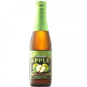 Bière ambrée - LINDEMANS POMME 0,25L