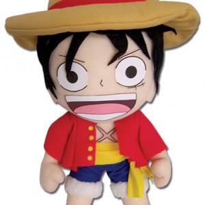Peluche Luffy One Piece