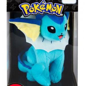 Peluche Evolution Pokemon Aquali