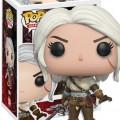 Figurine POP The Witcher - Ciri