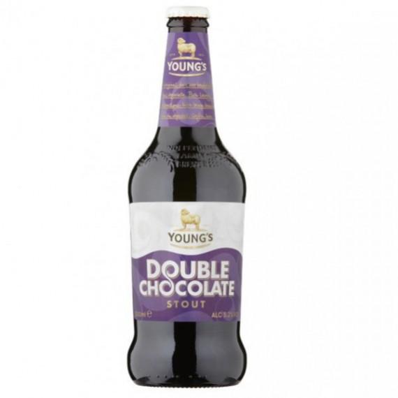 Bière brune - DOUBLE CHOCOLATE STOUT 0.50L