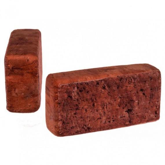 Coussin en forme de brique