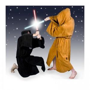 Peignoir jedi Star Wars