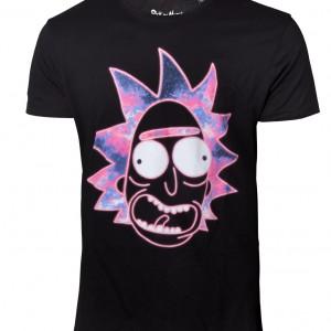 Tshirt Rick & Morty - Neon Rick
