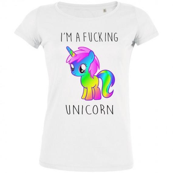 Tshirt I AM Fucking Unicorn