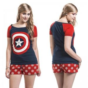 Pyjama Captain America