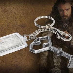 Le porte-clés Hobbit clé de Thorin