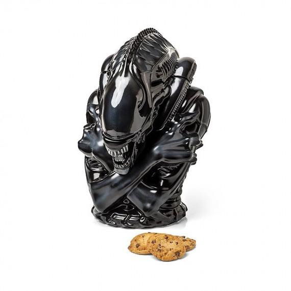 Boîte à Cookies Alien Warrior