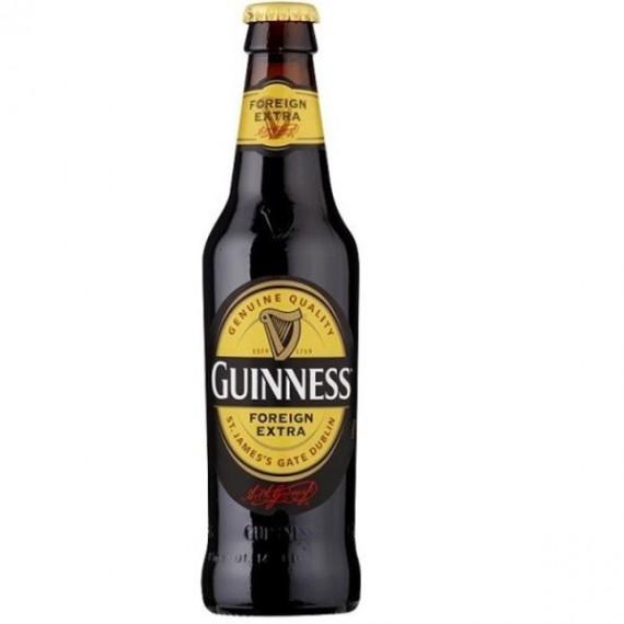 Bière brune - GUINNESS FOREIGN XTRA STOUT 0,33L